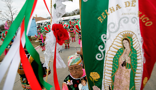 Photo Feature Local Catholics Celebrate Our Lady Of Guadalupe S